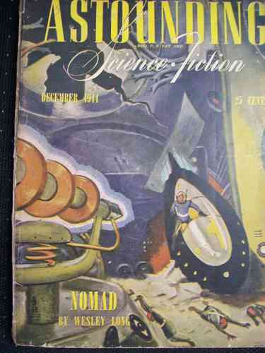 Astounding Science Fiction December 1944