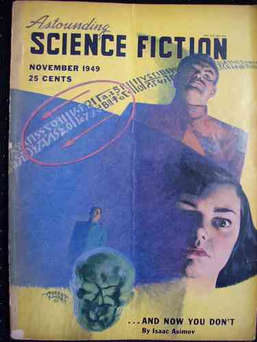 Astounding Science Fiction November 1949