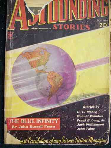 Astounding Science Fiction September 1935