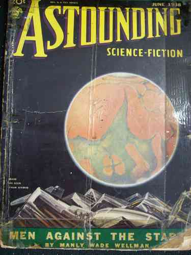 Astounding Science Fiction June 1938