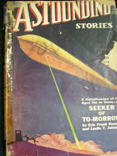 Astounding Science Fiction July 1937