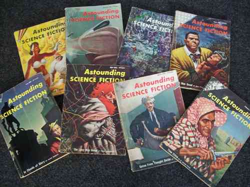 Astounding Science Fiction 1955